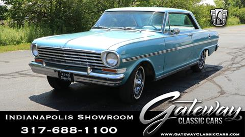 1963 Chevrolet Nova for sale in O Fallon, IL