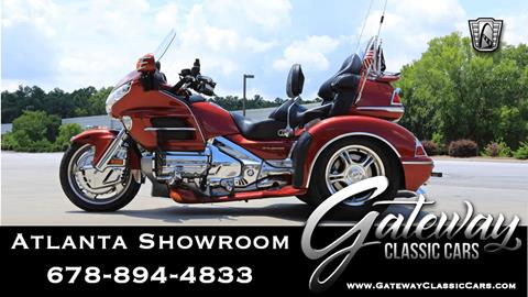 2001 Honda Goldwing for sale in Alpharetta, GA