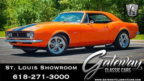 1967 Chevrolet Camaro for sale in O Fallon, IL