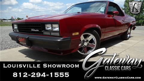 1984 Chevrolet El Camino for sale in Memphis, IN