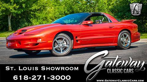 2002 Pontiac Firebird for sale in O'Fallon, IL