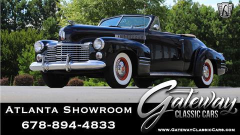 1941 Cadillac Series 62 for sale in Alpharetta, GA
