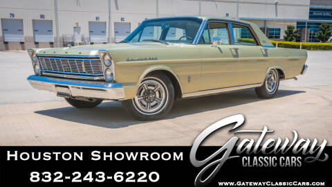 1965 Ford Galaxie for sale in Houston, TX