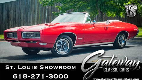 1968 Pontiac GTO for sale in O'Fallon, IL