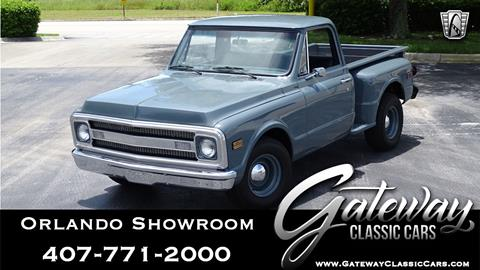 1970 Chevy Pickup >> 1970 Chevrolet C K 10 Series For Sale In Lake Mary Fl