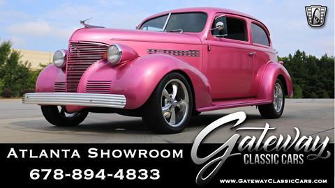 1939 Chevrolet Master Deluxe for sale in Alpharetta, GA