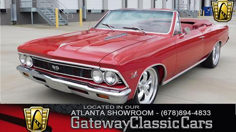 1966 Chevrolet Chevelle for sale in Alpharetta, GA