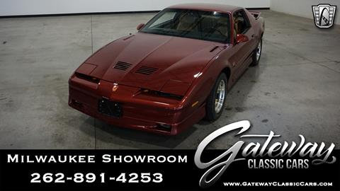 1988 Pontiac Firebird for sale in Kenosha, WI
