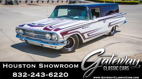 1960 Chevrolet Biscayne for sale in Houston, TX