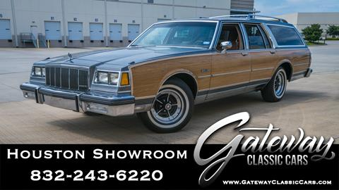 1989 Buick Electra for sale in Houston, TX