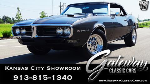 1968 Pontiac Firebird for sale in Olathe, KS