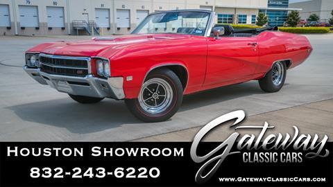 1969 Buick Gran Sport for sale in Houston, TX