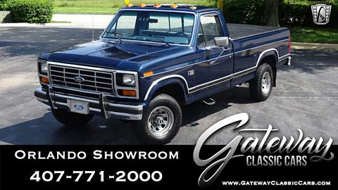 1985 Ford F-150 for sale in Lake Mary, FL