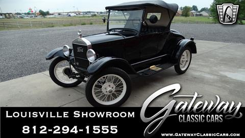 1927 Ford Model T for sale in Memphis, IN