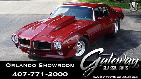 1971 Pontiac Firebird for sale in Lake Mary, FL