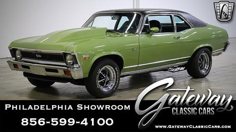 1972 Chevrolet Nova for sale in West Deptford, NJ