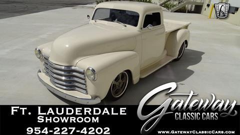 1952 Chevrolet 3100 for sale in Coral Springs, FL