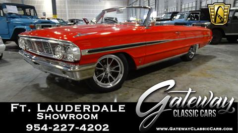 1964 Ford Galaxie for sale in Coral Springs, FL