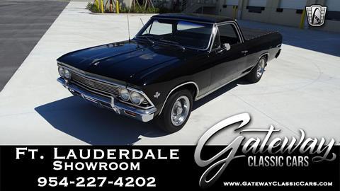 1966 Chevrolet El Camino for sale in Coral Springs, FL