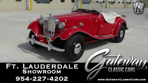 1952 MG TD for sale in Coral Springs, FL