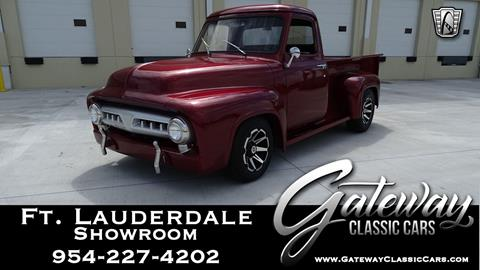 1953 Ford F-100 for sale in Coral Springs, FL