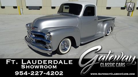 1955 Chevrolet 3100 for sale in Coral Springs, FL