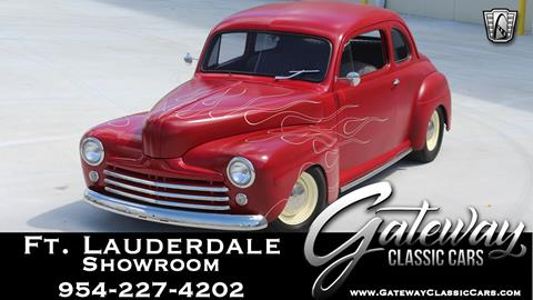 1947 Ford Super Deluxe for sale in Coral Springs, FL