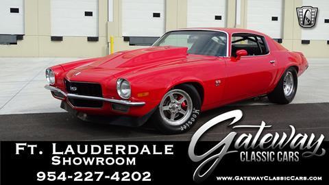 1971 Chevrolet Camaro for sale in Coral Springs, FL