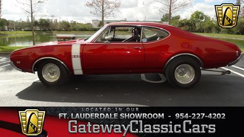 1968 Oldsmobile 442 for sale in Coral Springs, FL