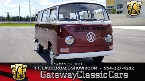 1970 Volkswagen Bus for sale in Coral Springs, FL