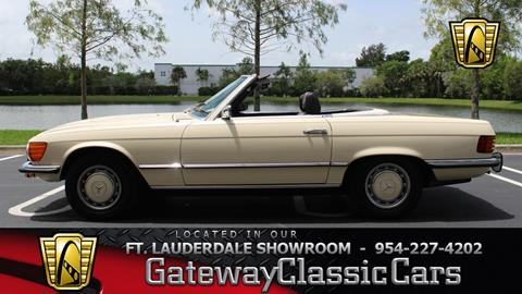 1973 Mercedes-Benz 450-Class for sale in Coral Springs, FL