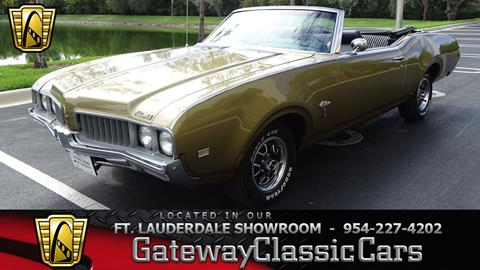 1969 Oldsmobile Cutlass for sale in Coral Springs, FL