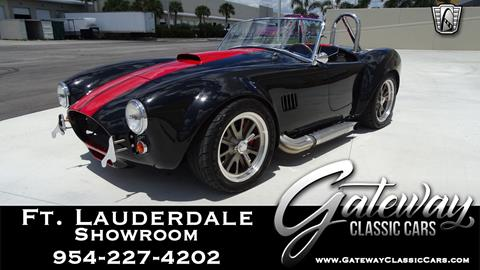 2010 Shelby Cobra for sale in Coral Springs, FL