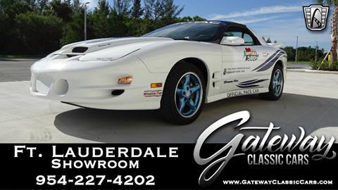 1999 Pontiac Firebird for sale in Coral Springs, FL