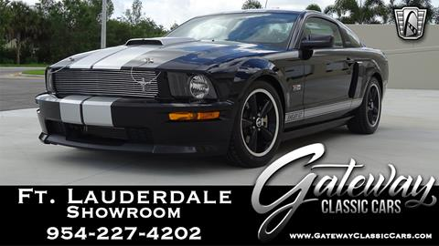 2007 Ford Mustang for sale in Coral Springs, FL