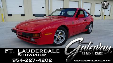 1985 Porsche 944 for sale in Coral Springs, FL
