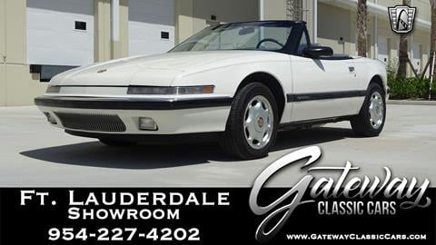 1991 Buick Reatta for sale in Coral Springs, FL