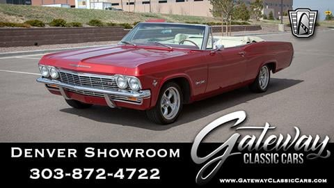 1965 Chevrolet Impala for sale in Englewood, CO