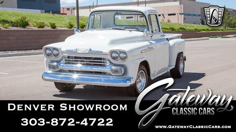 1958 Chevrolet Apache for sale in Englewood, CO