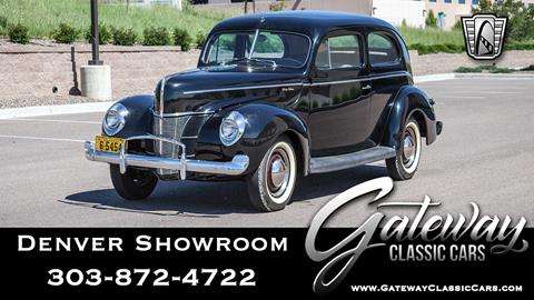 1940 Ford Tudor for sale in Englewood, CO
