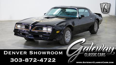 1977 Pontiac Trans Am for sale in Englewood, CO