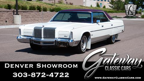 1976 Chrysler New Yorker for sale in Englewood, CO