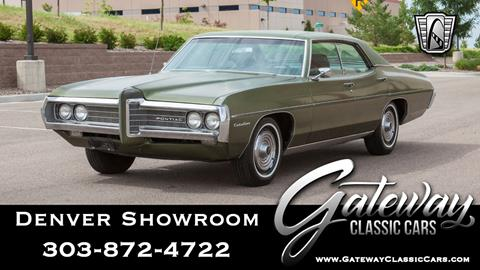 1969 Pontiac Catalina for sale in Englewood, CO