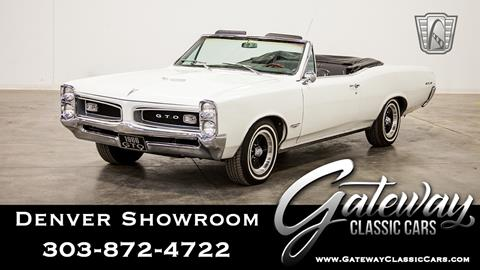 1966 Pontiac Le Mans for sale in Englewood, CO