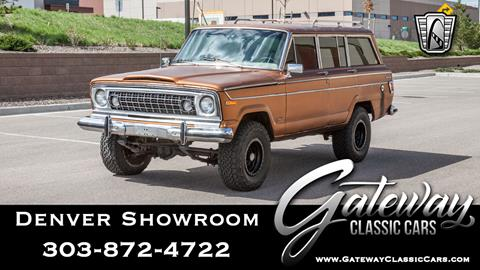 1978 Jeep Wagoneer for sale in Englewood, CO