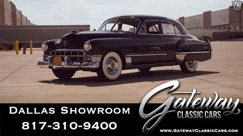 1949 Cadillac Series 62 for sale in Grapevine, TX