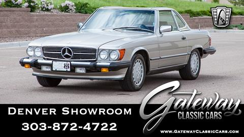 1989 Mercedes-Benz 560-Class for sale in Englewood, CO