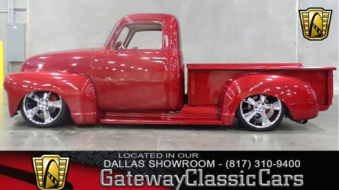 1951 Chevrolet 3100 for sale in Grapevine, TX