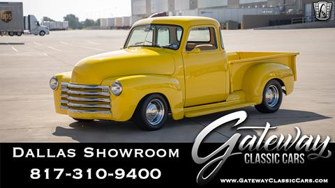 1948 Chevrolet 3100 for sale in Grapevine, TX