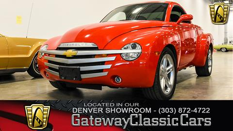 2004 Chevrolet SSR for sale in Englewood, CO